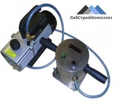 Фильтратометр вакуумный для бетонных образцов Агама-3М  ВМ-8.7