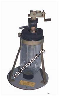 КП-125 для определения температуры хрупкости битума