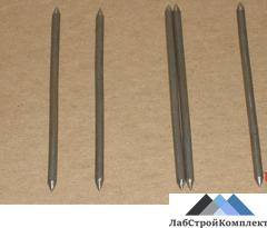 Иглы стальные алюминиевые  КП-401