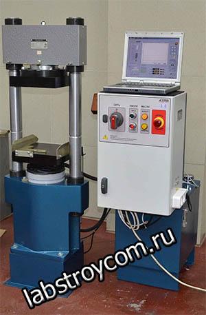 Машина испытательная ИП-250М-авто