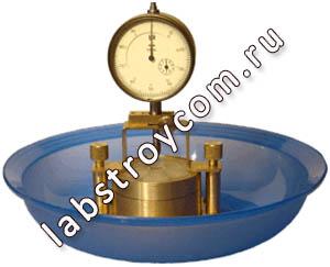 Прибор набухания грунтов ПНГ-1