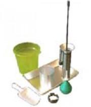 Определения коэффициента фильтрации песчаных грунтов ПКФ-СД