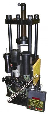 Прессование и распрессовка асфальтобетонных образцов  ВМ-3.4.3К