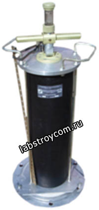 Определения плотности грунта ПГ-7С