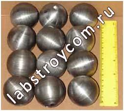 Комплект шаров к КП-123