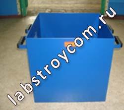 Ящик мерный 100 литров