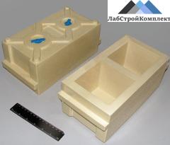 Форма куба 2ФК-100 пластик (Италия)